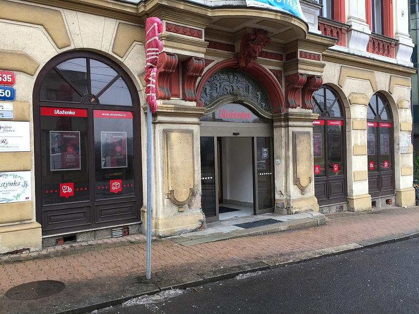 Odběrné místo Liberec