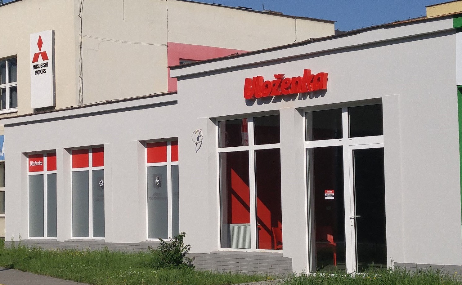 Odběrné místo Ostrava