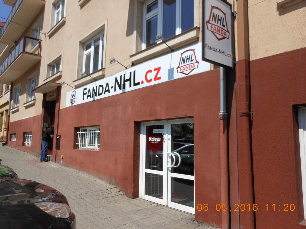 Pobočka Praha 4, Táborská 1140/39 (Fanda-NHL.cz)