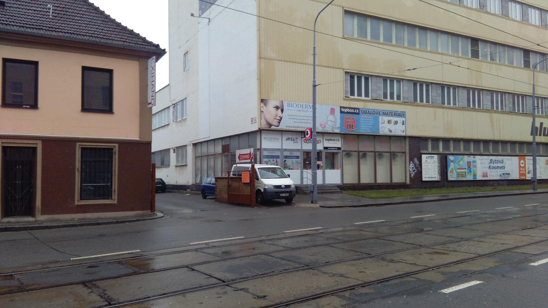Brno -  Zábrdovická 10 (Nazu.cz)