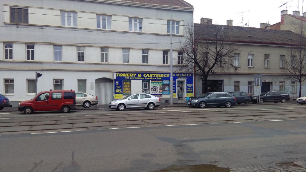Pobočka Brno, Štefánikova 52 (Ecoprint)