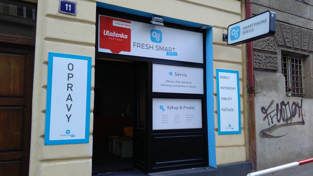 Pobočka Praha 5, Ostrovského 971/11, (FreshSmart Service)
