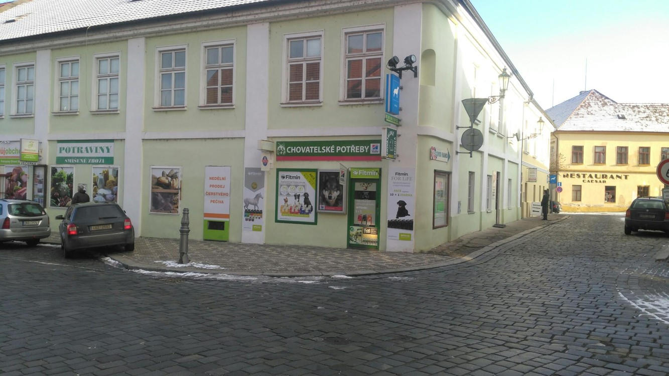 Pobočka Brandýs n. Labem-Stará Boleslav, Mariánské nám. 103, (Chovatelské potřeby)