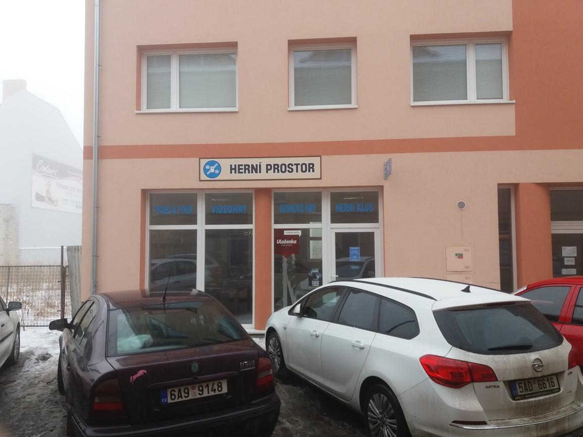 Pobočka Kladno, Komenského 3379, (Herní prostor)