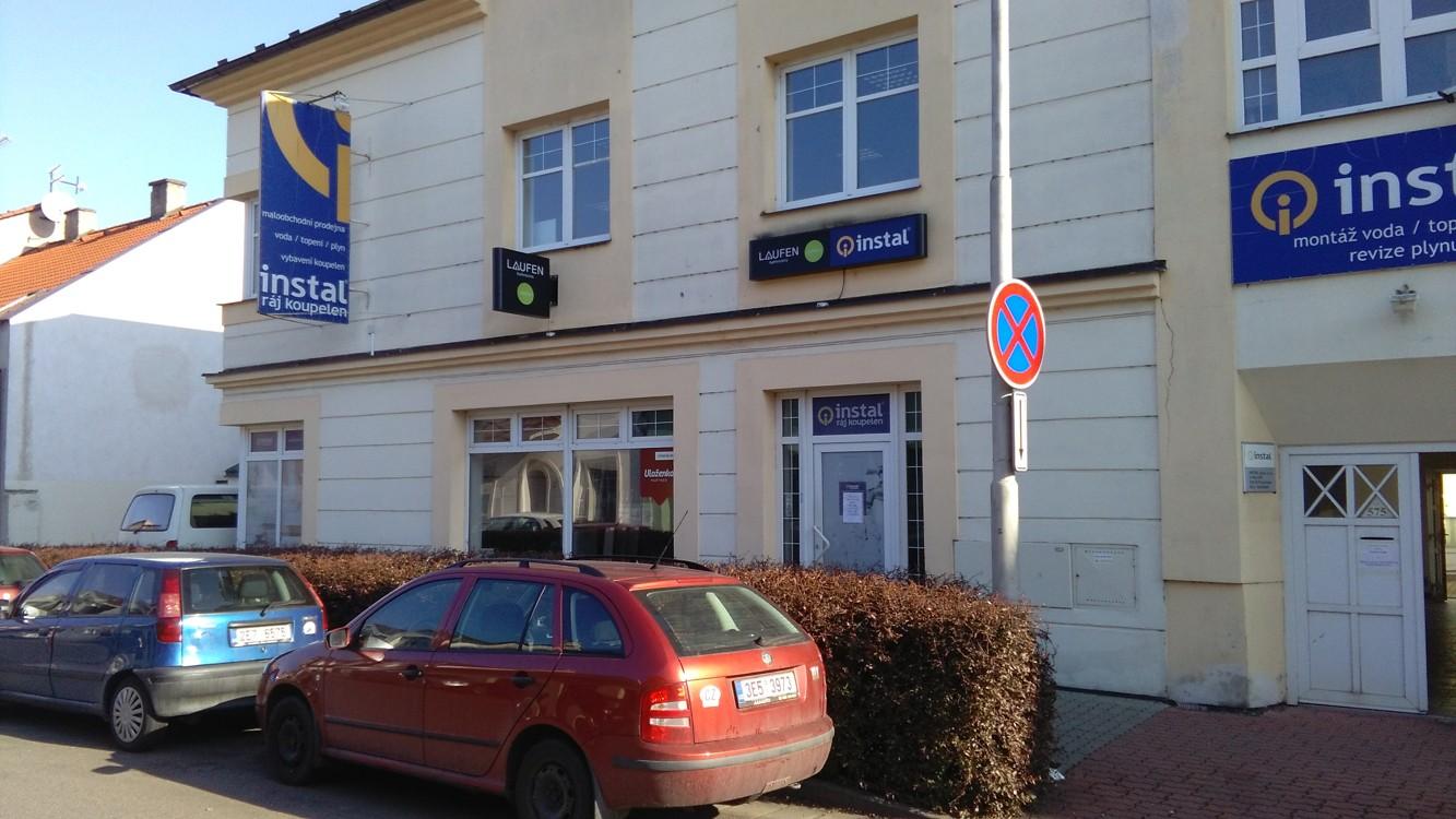 Pardubice -  V Ráji 575 (Instal)