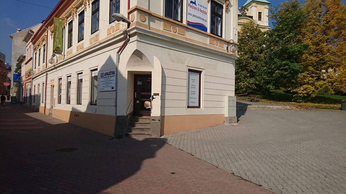 Litvínov -  Kostelní 35 (Rovnovážka.eu)