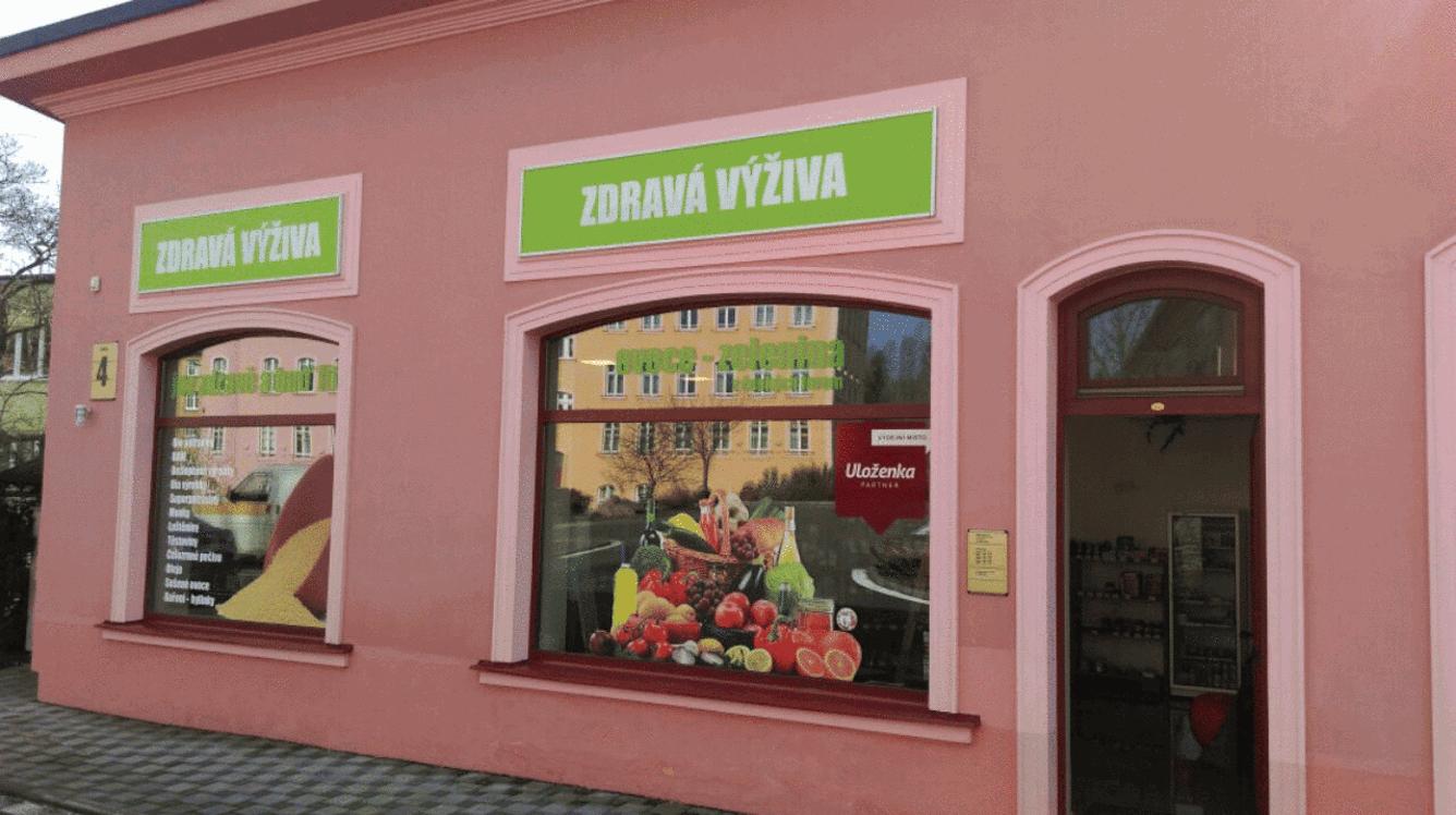 Karlovy Vary -  Chebská 355/49 (Zdravá výživa)