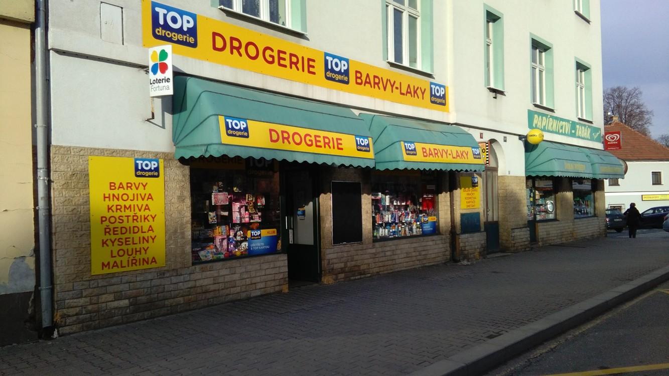 Praha Uhříněves -  Přátelství 97/9 (TOP drogerie)