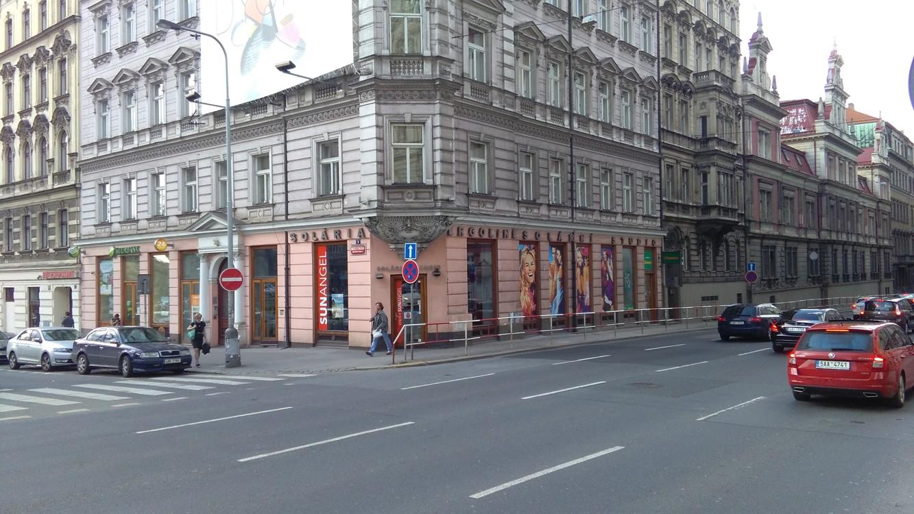 Praha 2 -  I. P. Pavlova 1785/3 (SunAngel)