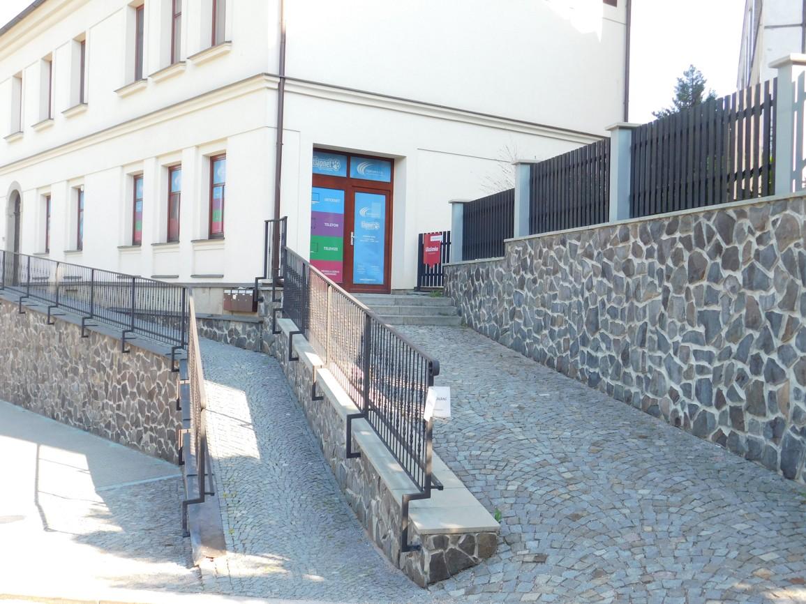 Pobočka Ústí nad Orlicí, Velké Hamry 393, (Tlapnet)