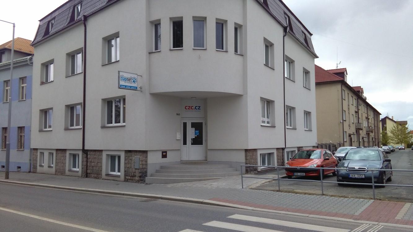 Pobočka Čáslav, Jeníkovská 940/14, (Tlapnet)