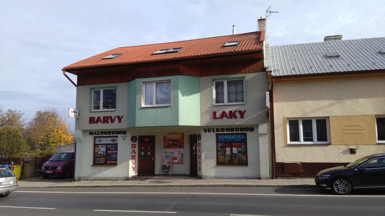 Kroměříž -  Kojetínská 1126/54 (Barvy-Interiéry)