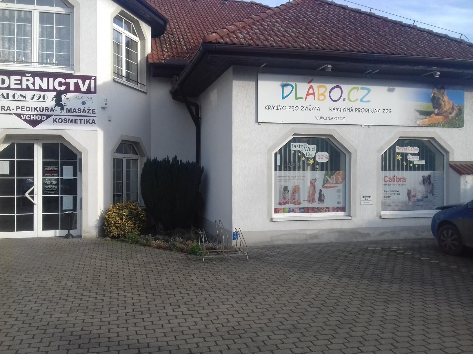 Pobočka Mělník, Bezručova 720/58 (DLÁBO.CZ)