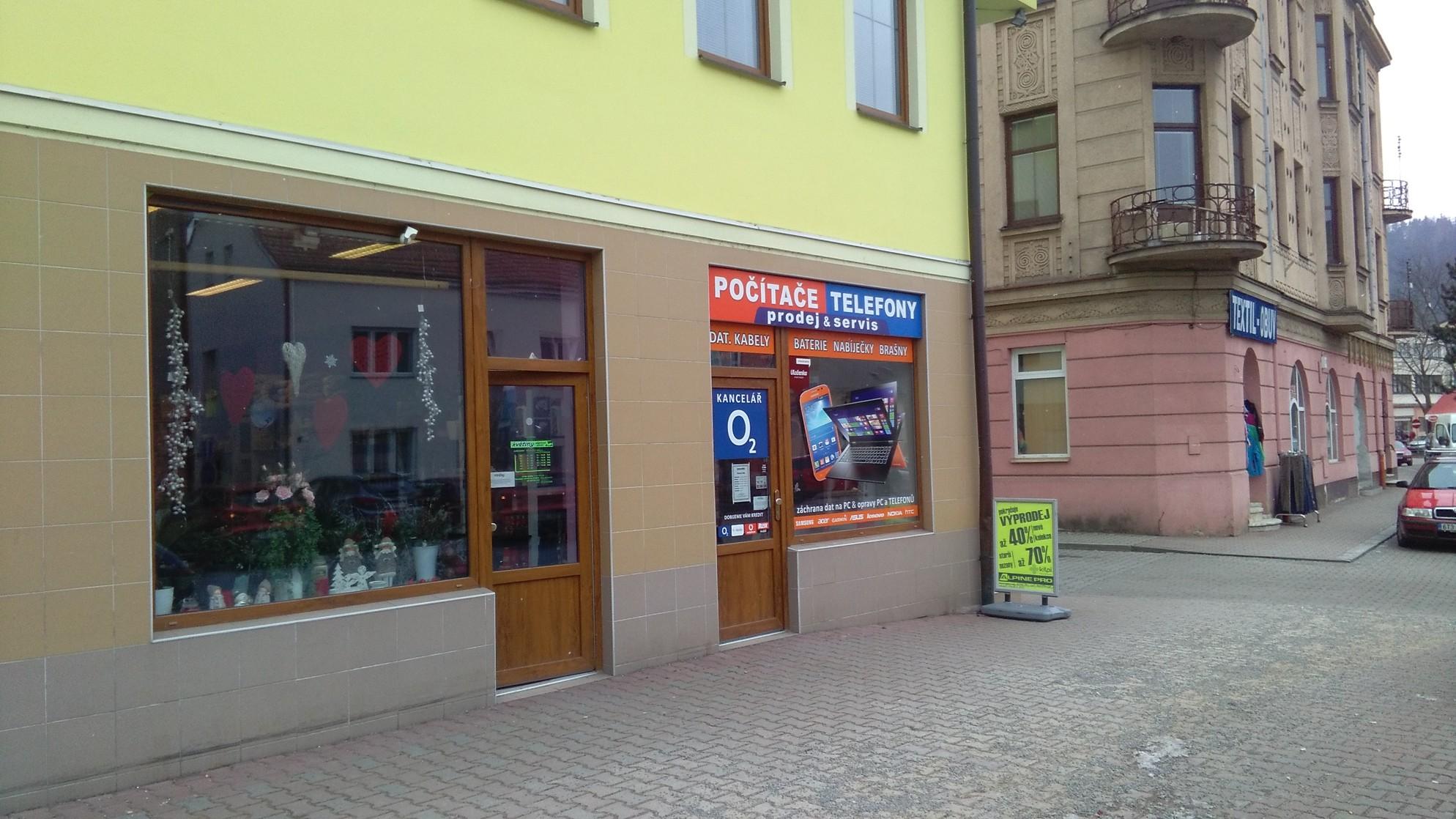 Letovice -  Masarykovo nám. 3A (Elektro3000)