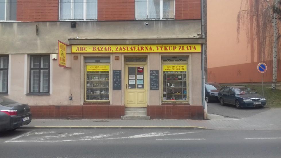 Pobočka Kralupy nad Vltavou, Přemyslova 357/18 (ABC Bazar)