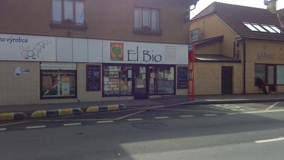 Pobočka Praha 9, Újezd nad Lesy, Starokolínská 425 (EL BIO zdravá výživa a biopotraviny)