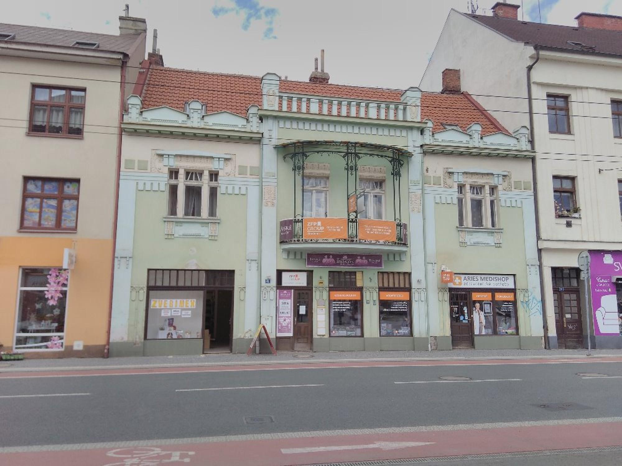 Pobočka Hradec Králové, S.K. Neumanna 250/4 (Zverimex)