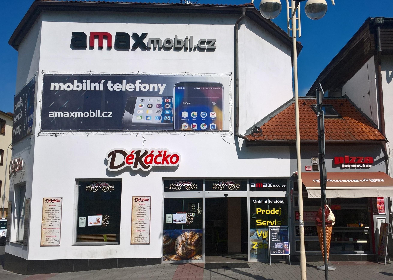Pobočka Tábor, Husovo nám. 2988 (amaxmobil.cz)