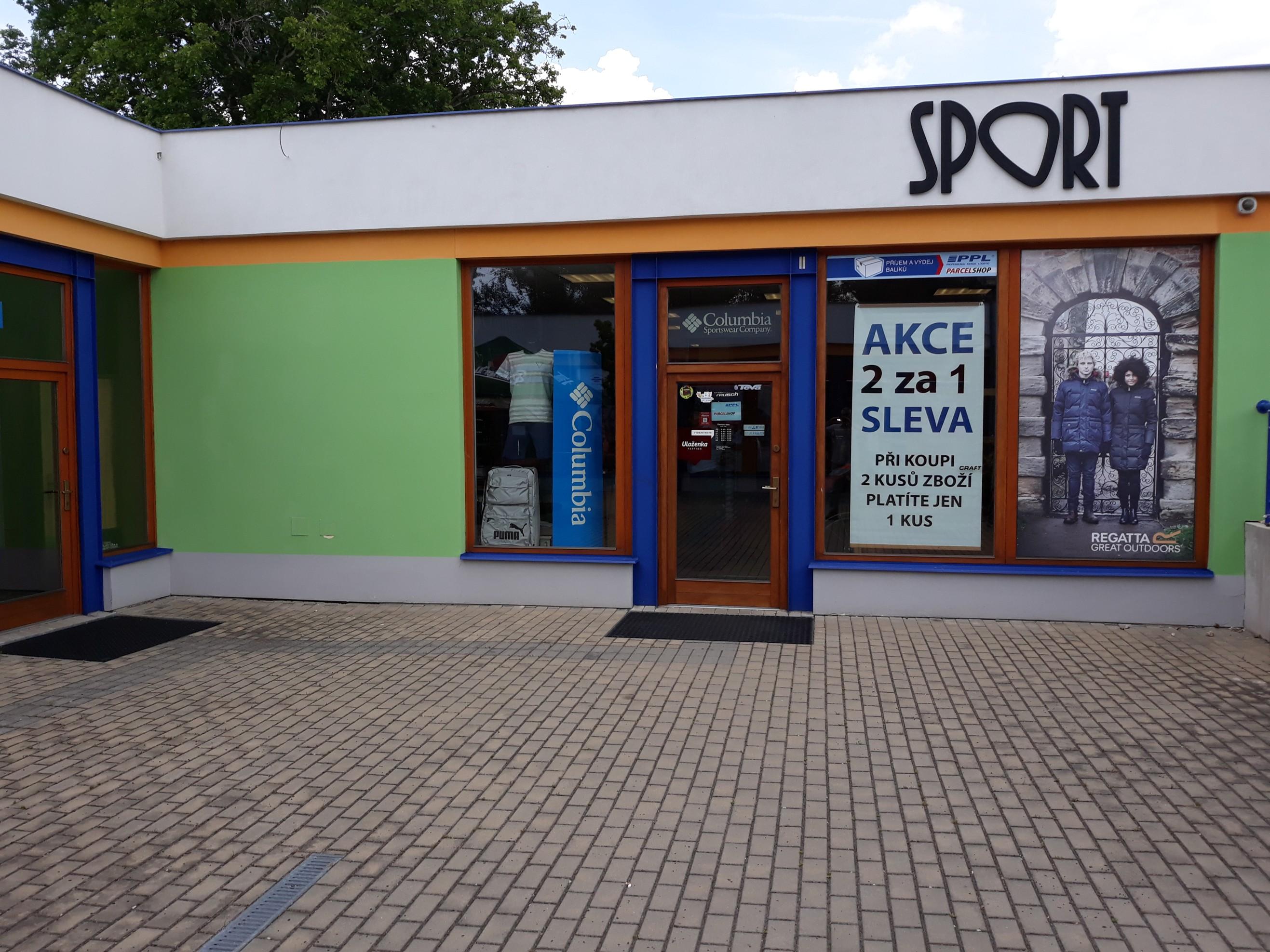 Pobočka Břeclav, Pod Zámkem 2 (Sport)