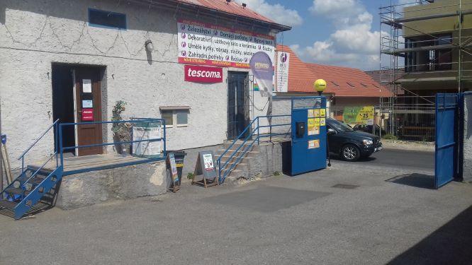Pobočka Mníšek pod Brdy, Pražská 23 (Železářství OD Mníšek)