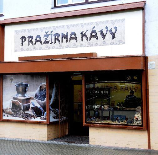 Pobočka Napajedla, Masarykovo nám. 92 (Pražírna-kávy)