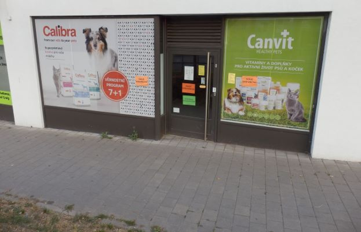 Pobočka Brno, Purkyňova 3049/35g (Prodejna krmiv)