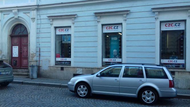 Pobočka Pelhřimov, Růžová 80 (CZC.CZ)