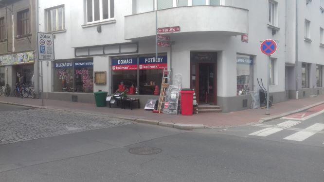 Pobočka Český Brod, Kollárova 221 (Domácí potřeby - Železářství)