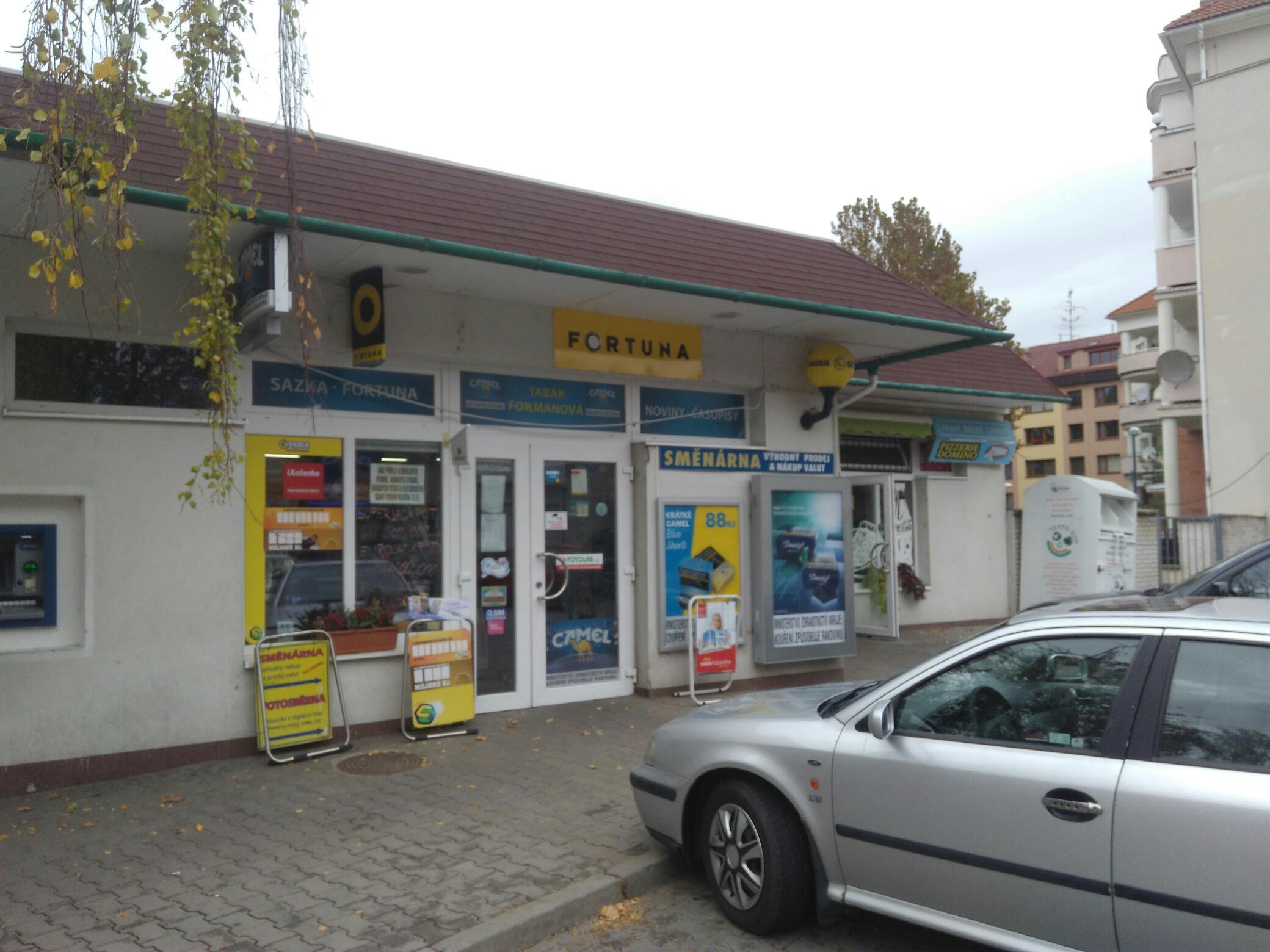 Pobočka Kyjov, Kollárova 226 (Tabák Coop)