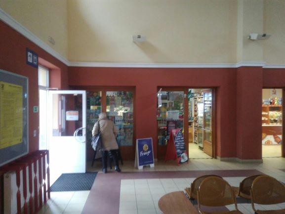 Pobočka Jeseník, Nádražní 282/2 (Trafika Nádraží)