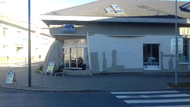 Pobočka Lysá nad Labem, Poděbradova 114/1 (APS servis)