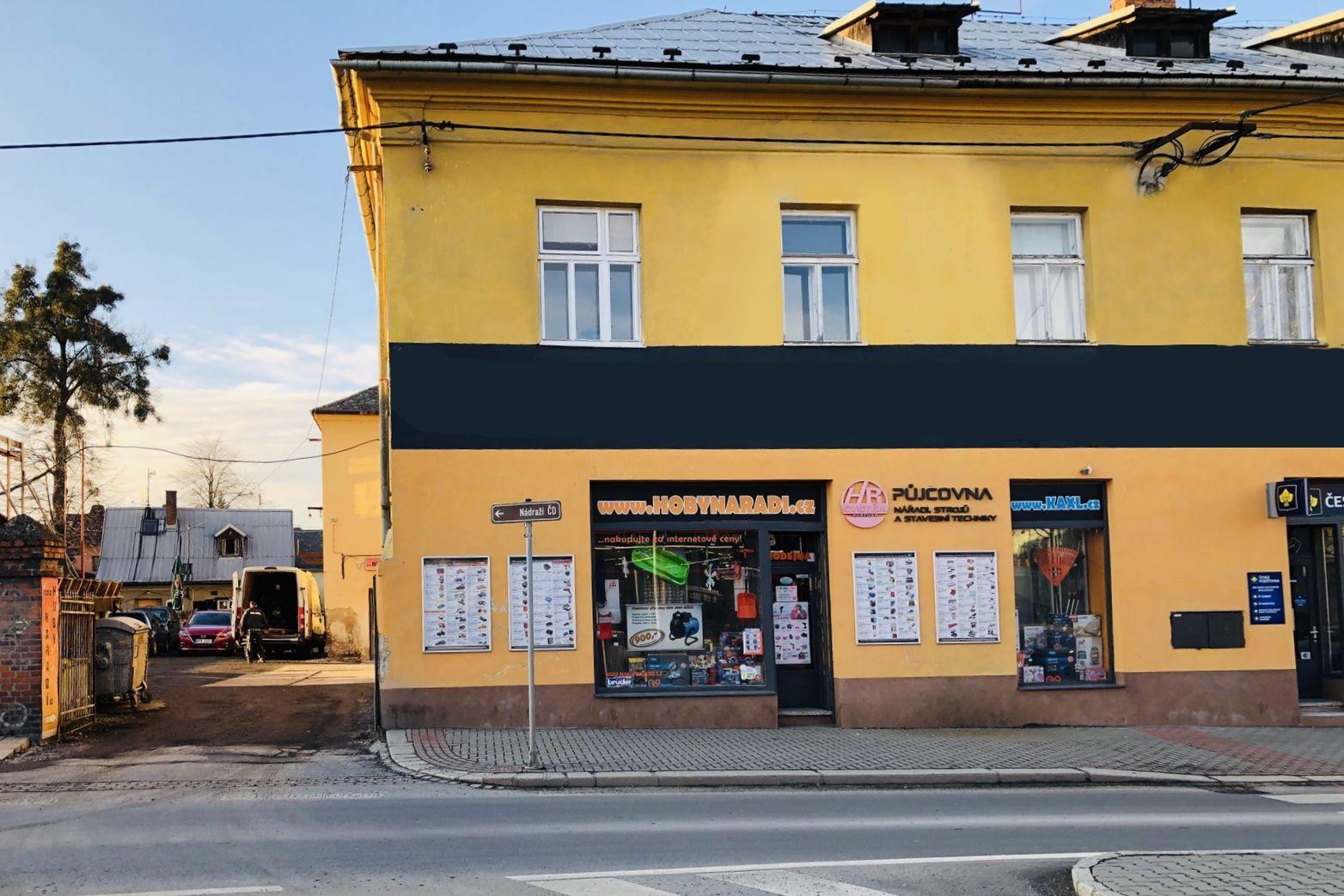Pobočka Bílovec, Dukelská 240/16 (HobyNářadí.cz)