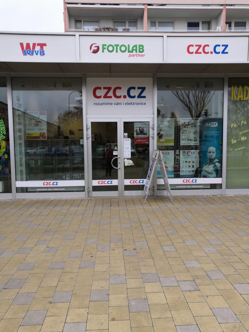 Pobočka Rakovník, Trojanova 2106 (WT-servis, CZC.cz)