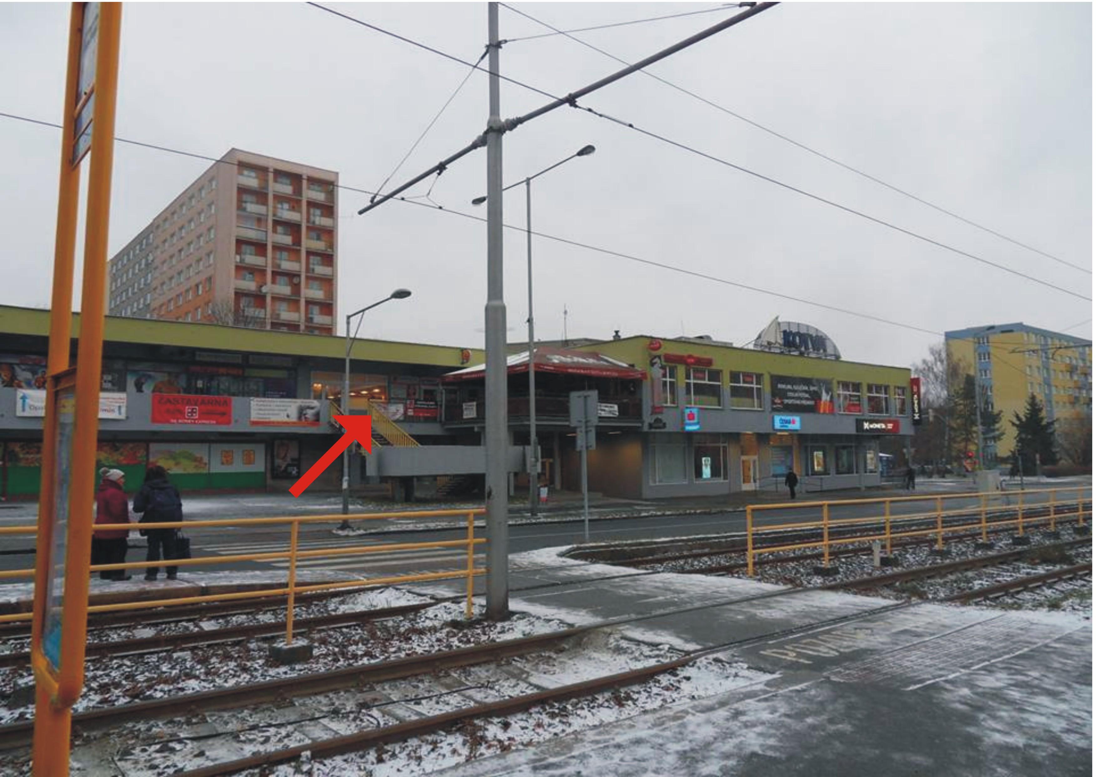 Pobočka Ostrava-Zábřeh, Výškovická 2638-112 (GS Money EXPRESS)
