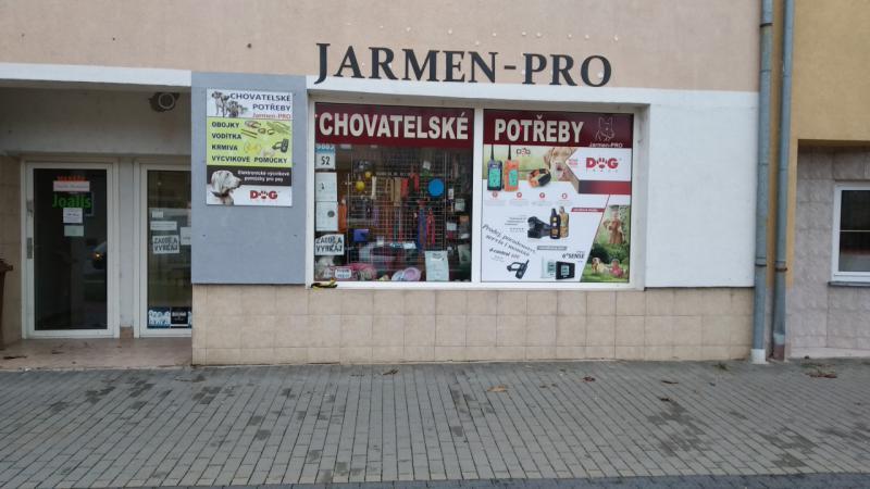Pobočka Hodonín, Měšťanská  52 (Jarmen-Pro)