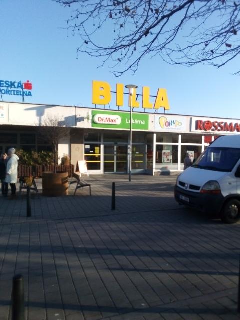 Pobočka Brno, Kubíčkova 8 (OC MAX Zdravá výživa)