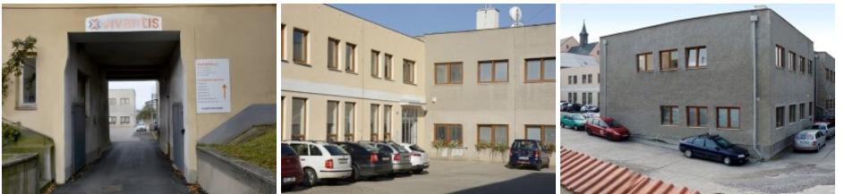 Pobočka Chrudim, Školní náměstí 14 (Vivantis)