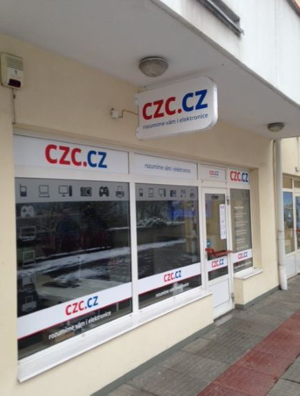Pobočka Zábřeh, Nerudova 7 (CZC.CZ)