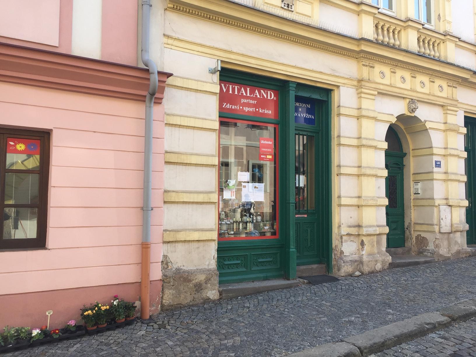 Pobočka Trutnov, Palackého 105 (Zdravá výživa)