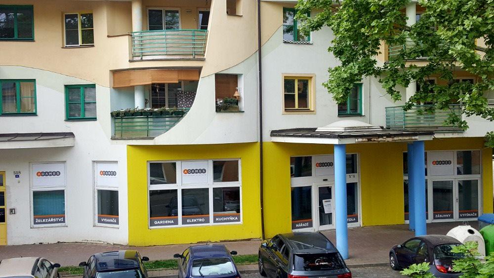 Pobočka Kyjov, Třída Komenského 558 (Obchodní centrum ADAMES)
