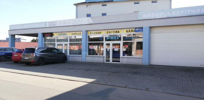 Pobočka Benešov, Hodějovského 2381 (BIMEX Ložiska s.r.o.)
