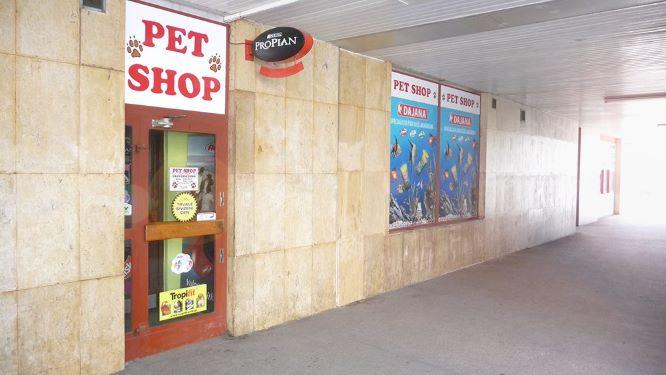 Pobočka Orlová, F.S. Tůmy 1200 (Pet Shop Orlová)