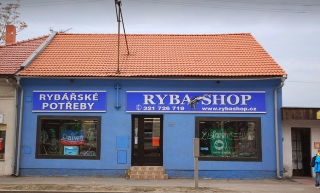 Pobočka Kolín, Ovčárecká 287 (RYBASHOP)
