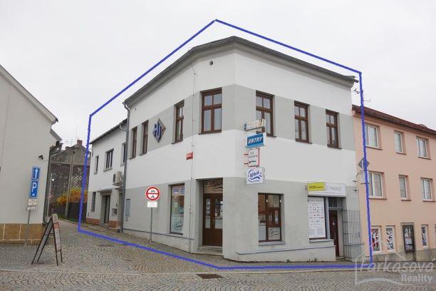 Pobočka Lanškroun, Hradební 3 (Trafika-Tipsport)