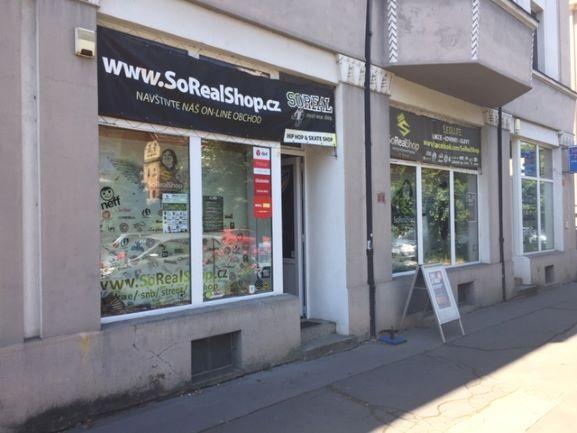 Pobočka Děčín, 17.Listopadu 991/10 (Soreal*Shop)