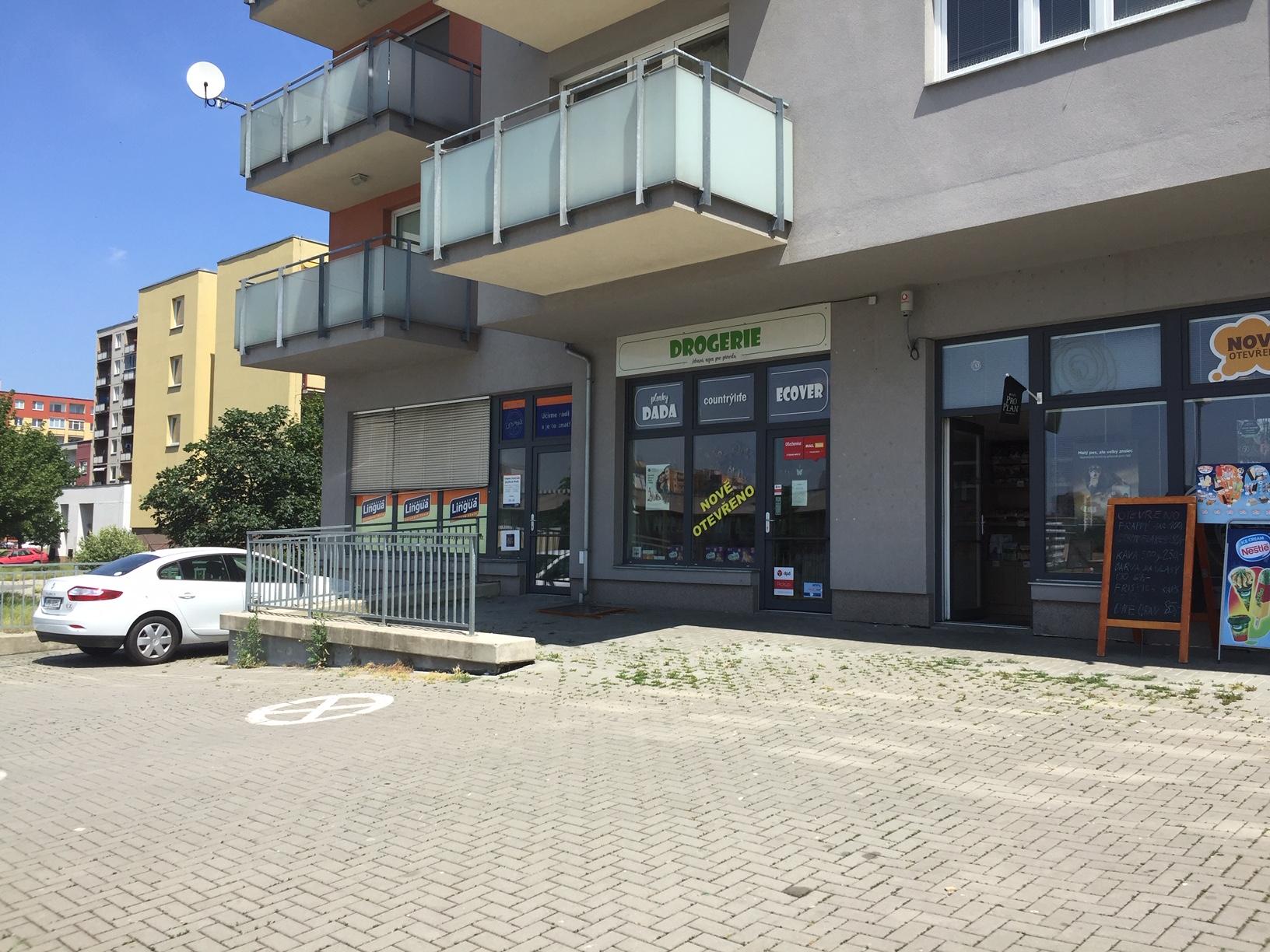Pobočka Olomouc, Družební 2 (Zdravá drogerie)