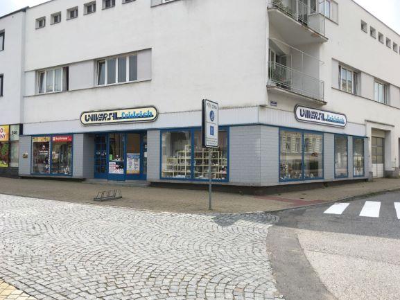 Pobočka Bystřice pod Hostýnem, Nádražní 57 (UNIVERSAL - fridrich)