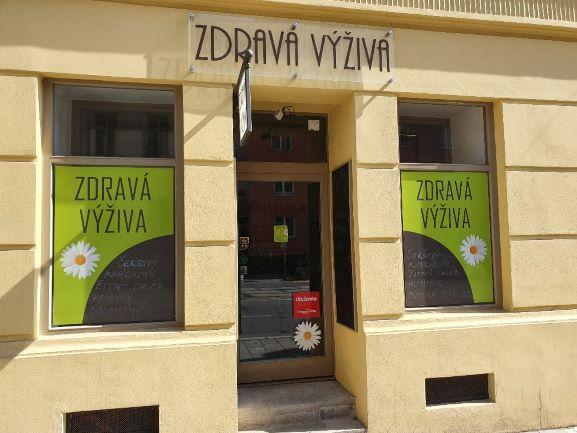 Pobočka Brno, Údolní 32 (Zdravá výživa)