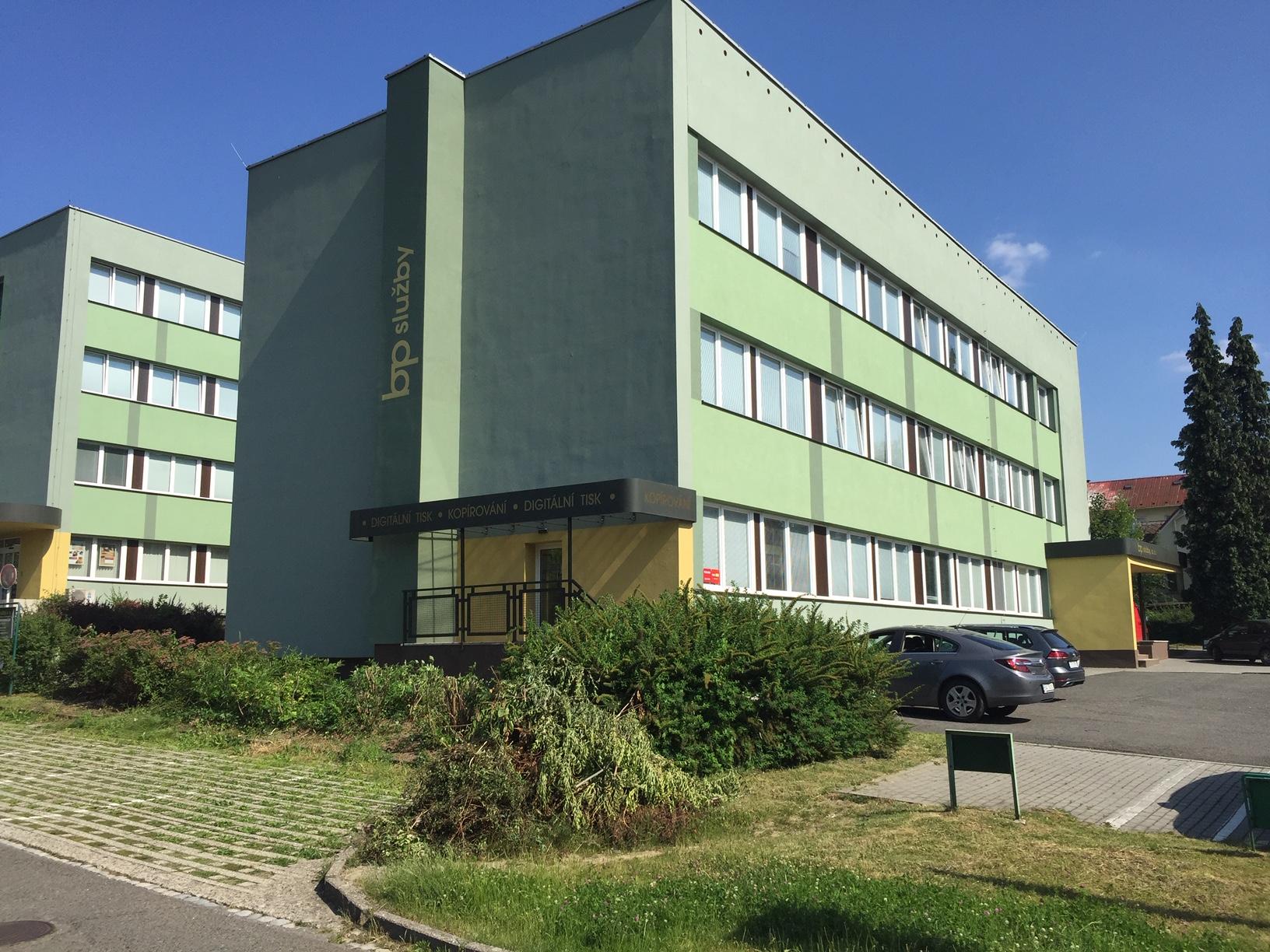 Pobočka Valašské Meziříčí, Havlíčkova 234/1 (bp služby, a. s., Centrum reprografických p