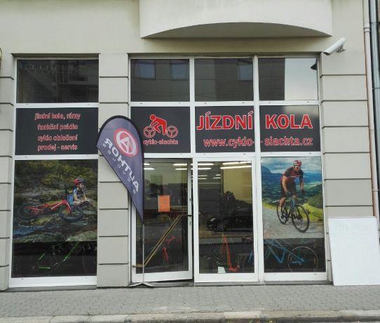 Pobočka Ostrava, Mírová 29 (Cyklo-šlachta)